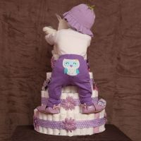 17 Best ideas about Diaper Cakes on Pinterest
