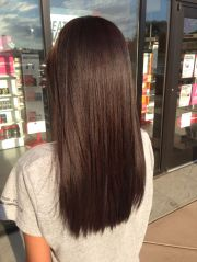 chocolate brown #joico #kimkardashianbrown
