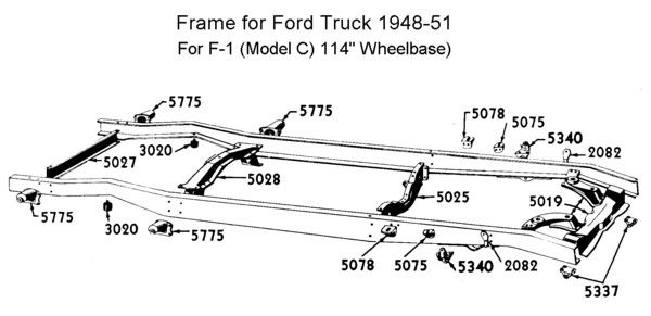 648 best images about Ford Trucks '48-'52 on Pinterest