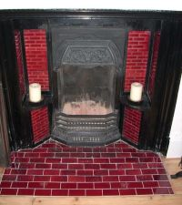 25+ best ideas about Victorian Fireplace Tiles on ...