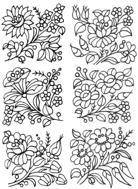 700 best images about kwiaty grafika on Pinterest