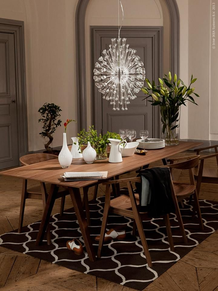 25 best ideas about Ikea Dining Chair on Pinterest  Ikea dining room Ikea dining table set