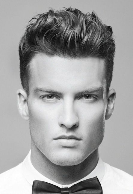 7 Best Images About Men's Hairstyles For Square Faces On Pinterest