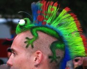 crazy hairstyle #hairstyle art