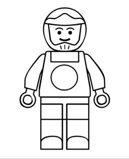 17 Best images about lego kleurplaten on Pinterest