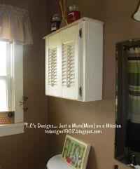 Bathroom Wall Cabinet Diy, plans for dollhouse furniture ...