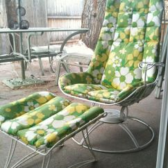 Kitchen Chair Seat Replacement Cabinet Home Depot Best 25+ Vintage Patio Furniture Ideas On Pinterest ...