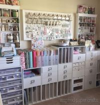 25+ best ideas about Craft room organizing on Pinterest ...