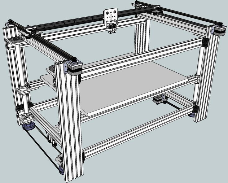 25+ best ideas about Homemade cnc router on Pinterest