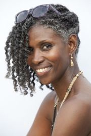 natural hair styles woman of