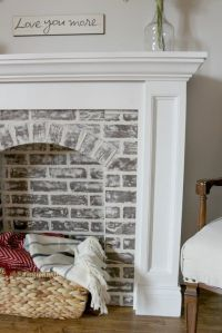 Best 25+ Fake fireplace ideas on Pinterest