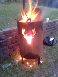17 Best images about Burn barrels on Pinterest | Fire pits ...