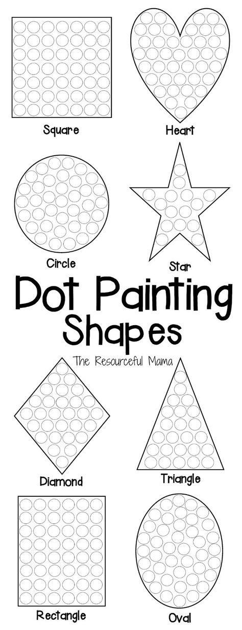 17 Best ideas about Preschool Shape Crafts on Pinterest