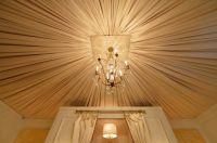 Fabric Ceiling Treatment | Glamm Interiors - Maggie's ...