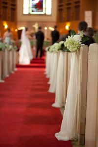 25+ best ideas about Church Wedding Decorations on ...