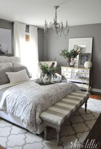 17+ best ideas about Gray Bedroom on Pinterest