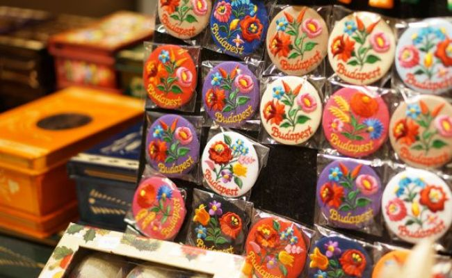 Budapest Christmas Market Shop For Crafty Gifts With A