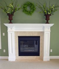 1000+ ideas about White Fireplace on Pinterest | White ...