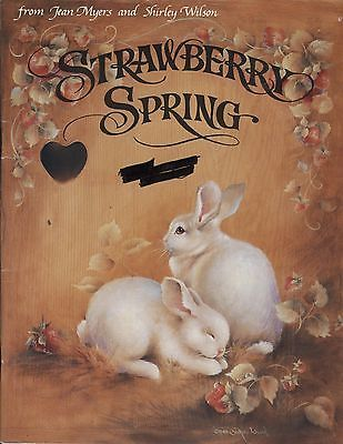 Strawberry Spring By Jean Myers Amp Shirley Wilson 1988