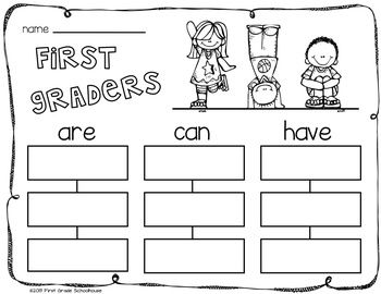 17 Best images about First Grade-Beginning of the Year on
