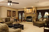 92 best Lovely Living Rooms - Mobile & Manufactured Homes ...