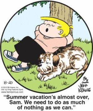 Schools Out For Summer Cartoon - School Cartoon