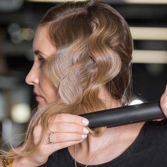 25 Best Ideas About Flat Iron Hairstyles On Pinterest Flat Iron