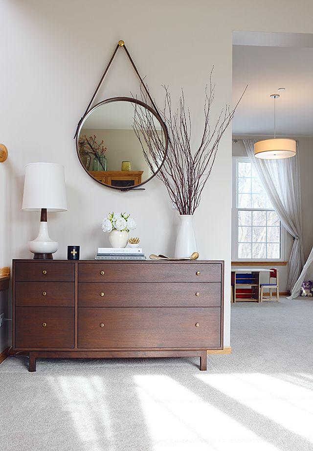 17 Best ideas about Dresser Mirror on Pinterest  White bedroom dresser Bedroom dressers and
