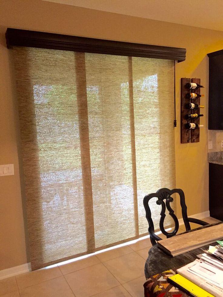 1000+ ideas about Sliding Door Blinds on Pinterest