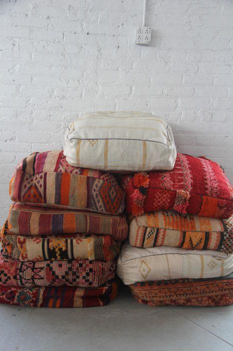 moroccan floor pillows cheap  Home Decor