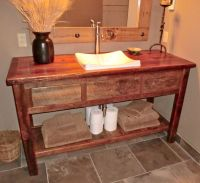 1000+ images about homemade vanities on Pinterest | Lace ...