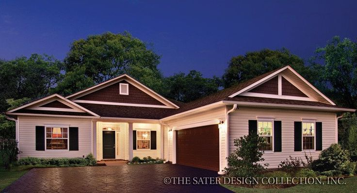 51 best images about Small House Plans  Sater Design Collection on Pinterest  Small home plans