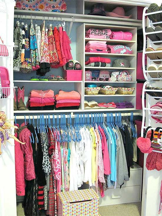 Shortcuts For Organizing Kids Closets The Office