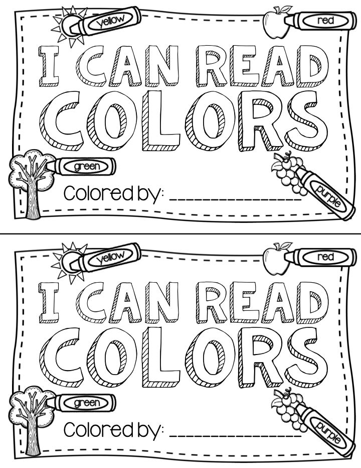 17 Best images about Kinder Colors and Shapes on Pinterest