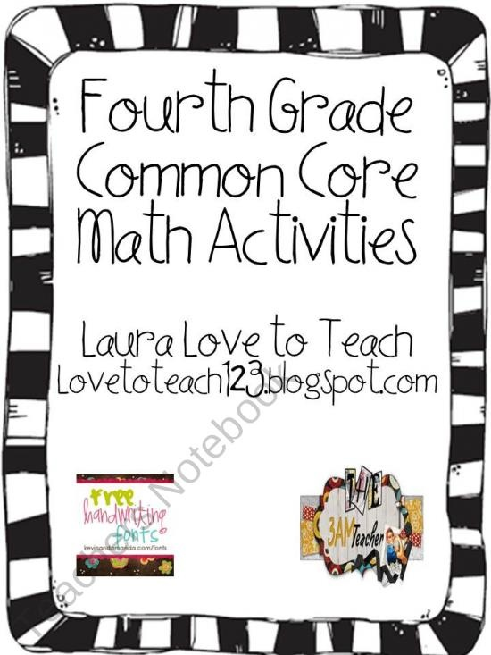 1000+ images about math- fourth grade on Pinterest