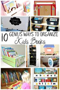 Diy Kids Book Storage | www.imgkid.com - The Image Kid Has It!