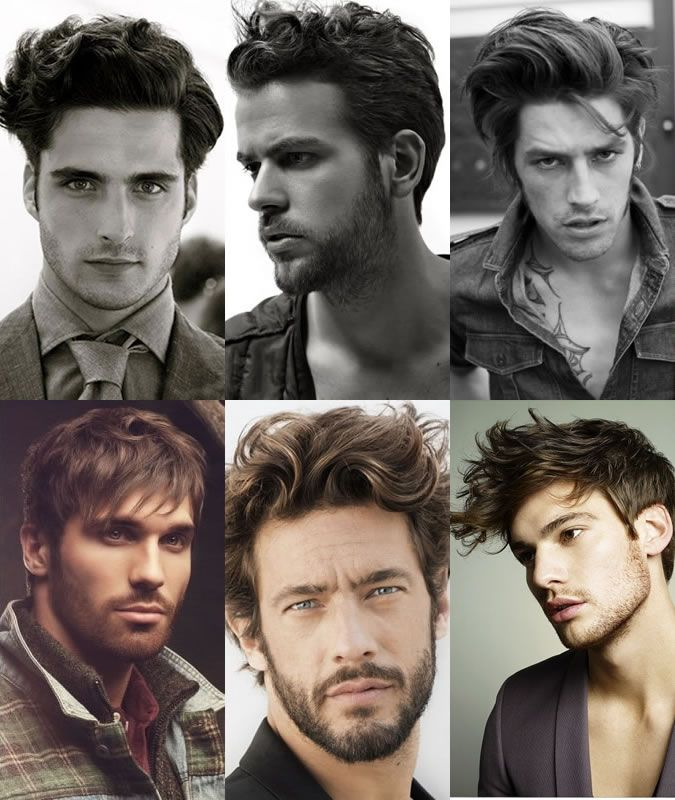 49 Best Images About Mens Hair Styles On Pinterest Taper Fade