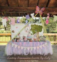 Fairy Garden Party Baby Shower Party Ideas | Gardens ...