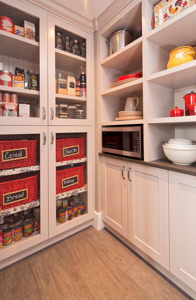 25 Best Ideas About Microwave In Pantry On Pinterest