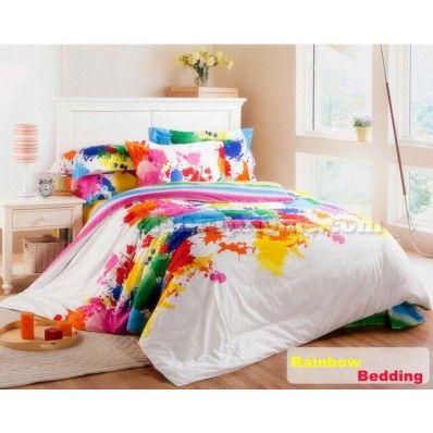 49 best Rainbow, unicorn girls bedroom ideas images on