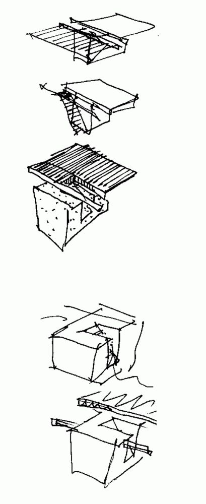 1000+ images about ARCHITECTURAL SKETCHES on Pinterest