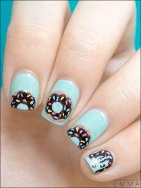 Best 25+ Super cute nails ideas on Pinterest   Cute easy ...