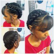goddess braid styles ideas