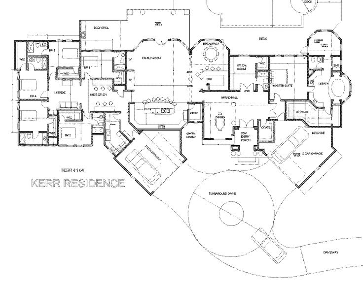 Small Luxury Home Blueprint Plans, Starter Homes, Compact