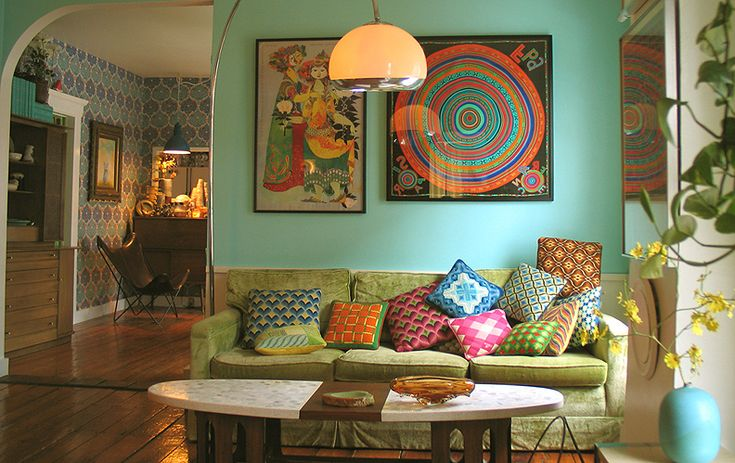 bohemian living room  Google Search  Ideas for
