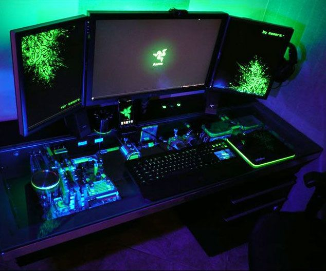 Pc Case Desk