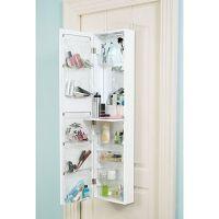 Door Solutions Over-the-Door Mirror and Cosmetic ...