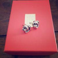 James Avery heart knot earrings Beautiful earrings James ...