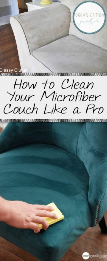 25 Best Cleaning Microfiber Couch Ideas On Pinterest Microfiber