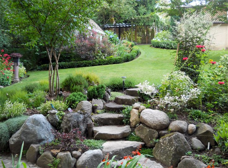 1527 Best Images About Garden Design Ideas On Pinterest Varied